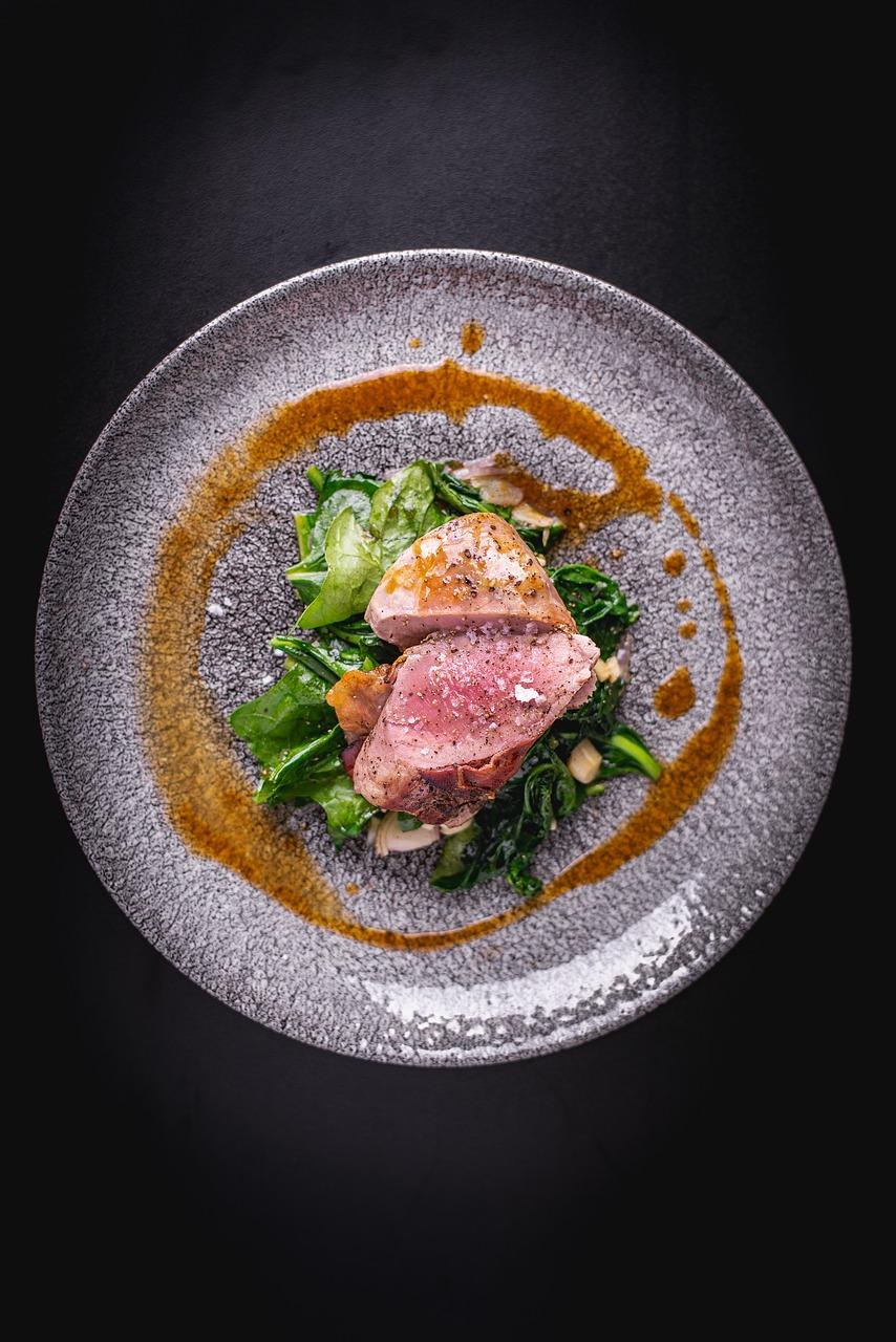 pork tenderloin, food, meat